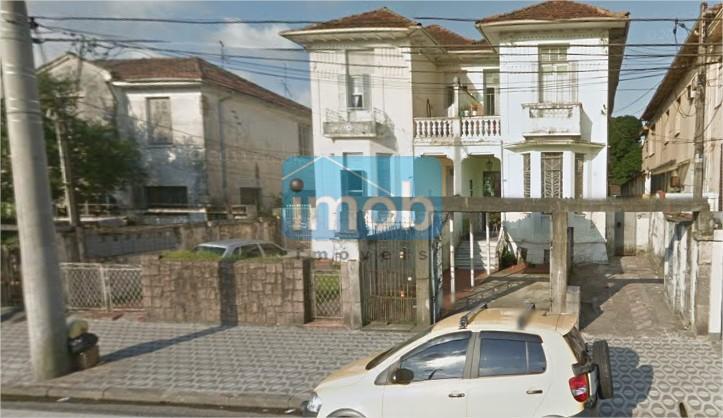 Terreno  residencial à venda, Vila Matias, Santos.