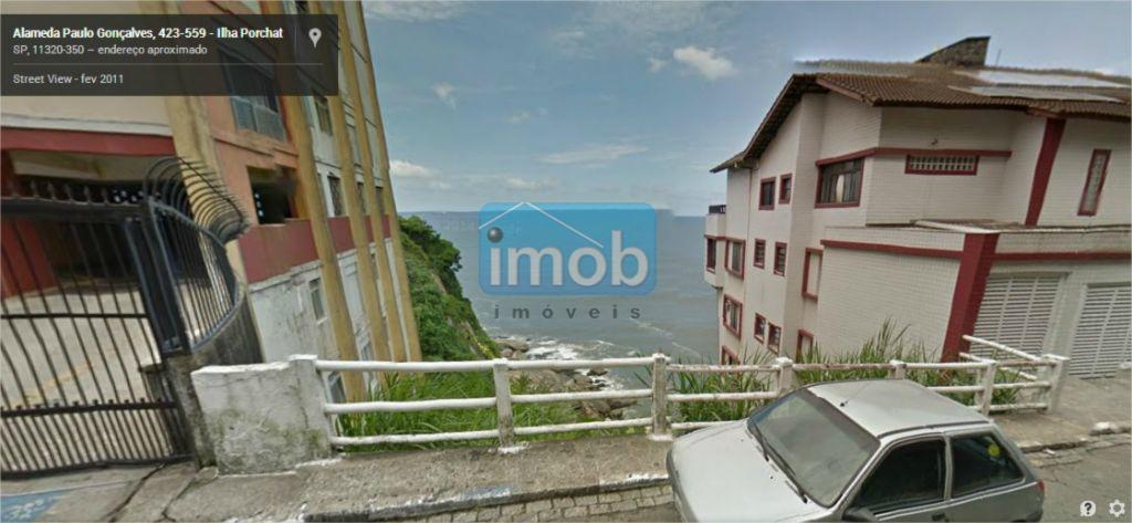 Terreno  residencial à venda, Ilha Porchat, São Vicente.