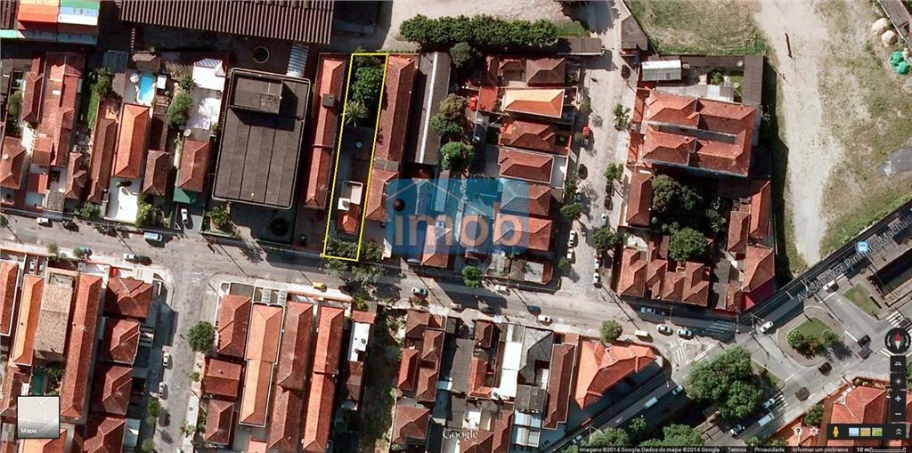 Terreno residencial à venda, Marapé, Santos.