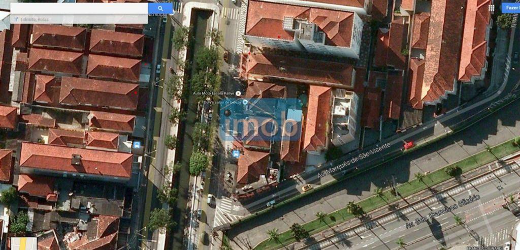 Terreno  residencial à venda, Campo Grande, Santos.