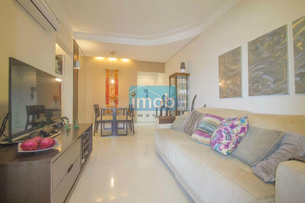 Apartamento residencial à venda, Vila Matias, Santos.
