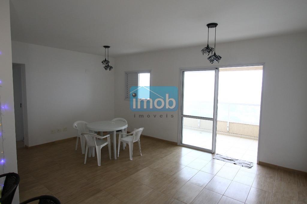 Apartamento, Ponta da Praia, 2 dorm, 2 suítes, 2 vagas, lazer completo
