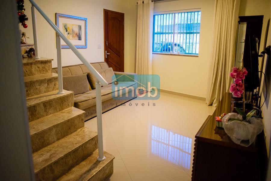 Casa residencial à venda, Campo Grande, Santos.