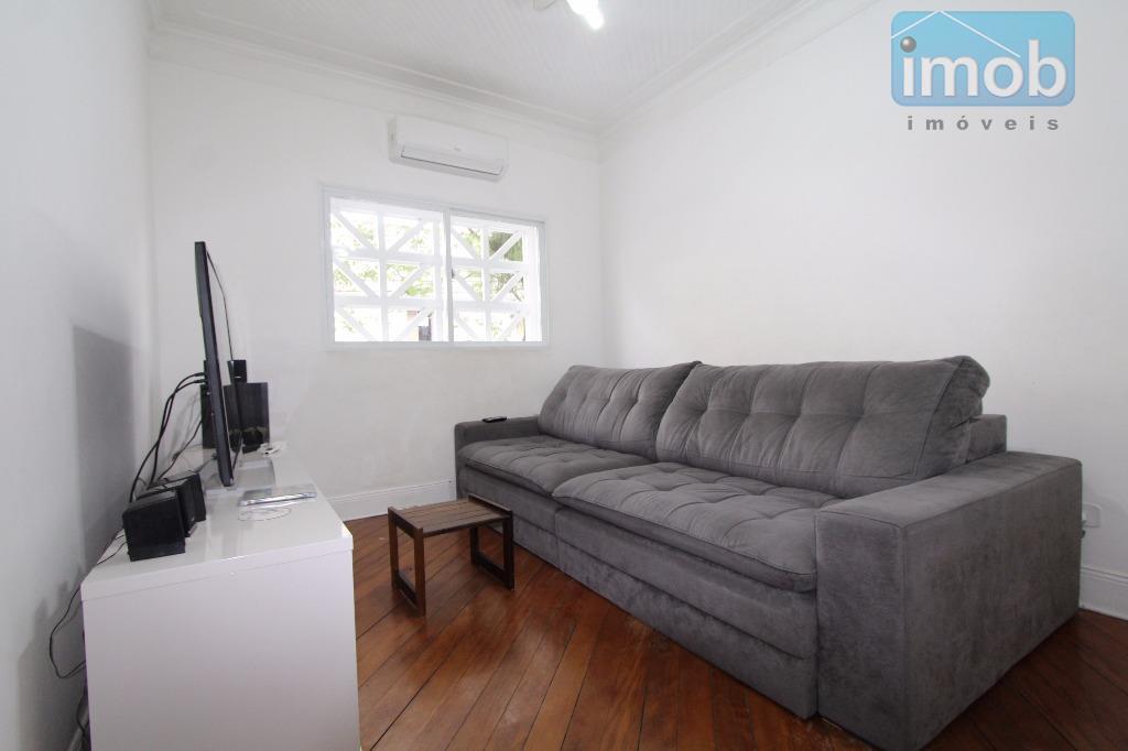 Sobrado residencial à venda, Vila Matias, Santos.