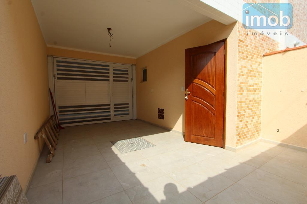Casa residencial à venda, Encruzilhada, Santos.