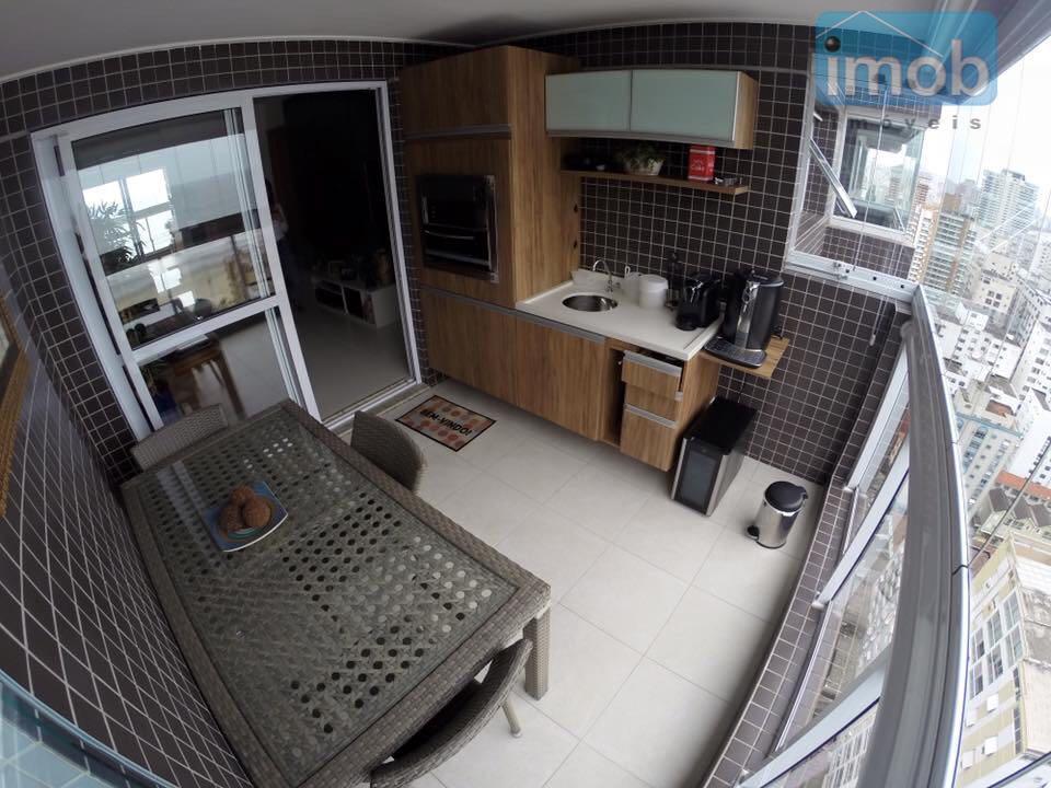 Apartamento Duplex residencial à venda, Pompéia, Santos.