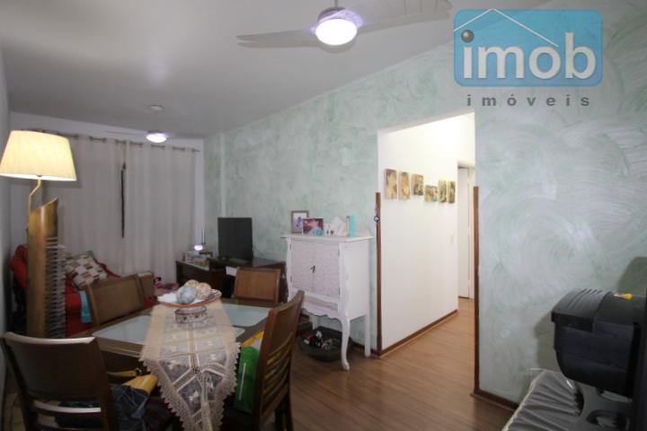 Apartamento residencial à venda, Vila Belmiro, Santos.
