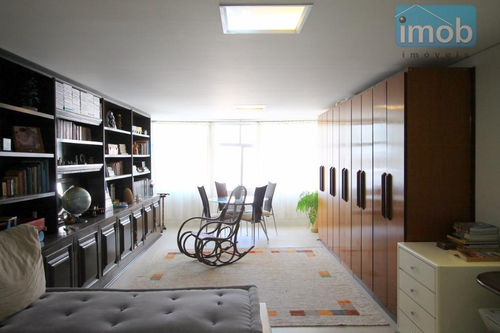Apartamento residencial à venda, Embaré, Santos.