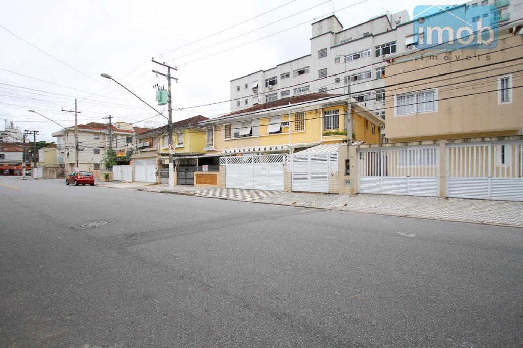 Casa residencial à venda, Vila Belmiro, Santos.