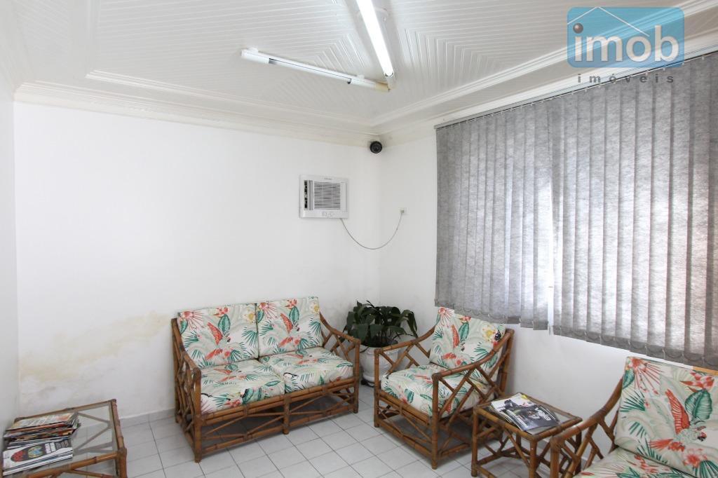 Sobrado residencial para locação, Encruzilhada, Santos.