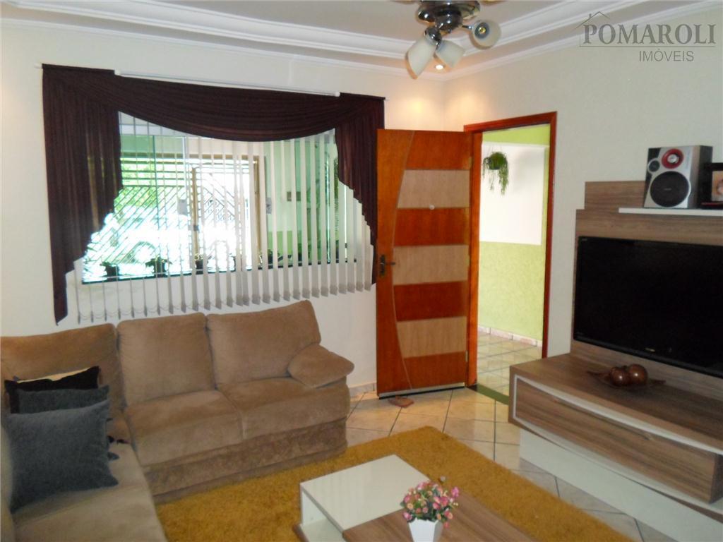 Casa residencial à venda, Jardim Paraíso, Santa Bárbara D'Oeste.