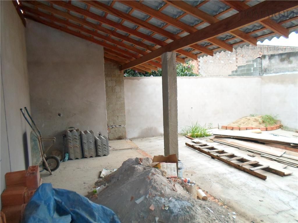 Casa residencial à venda, Residencial Parque Rochele II, Santa Bárbara D'Oeste.
