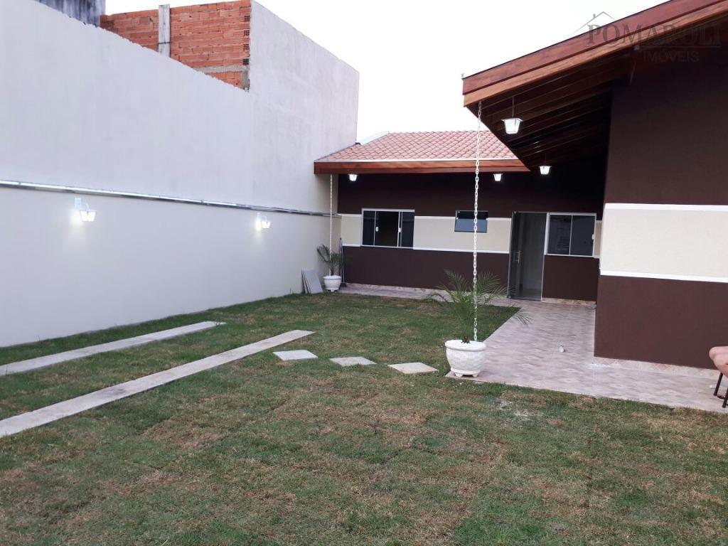 Casa residencial à venda, Residencial Furlan, Santa Bárbara D'Oeste - CA0433.