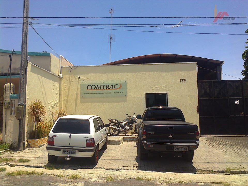Galpão comercial à venda, Aerolândia, Fortaleza.