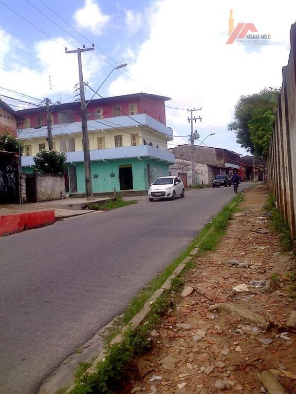 terreno bairro maraponga