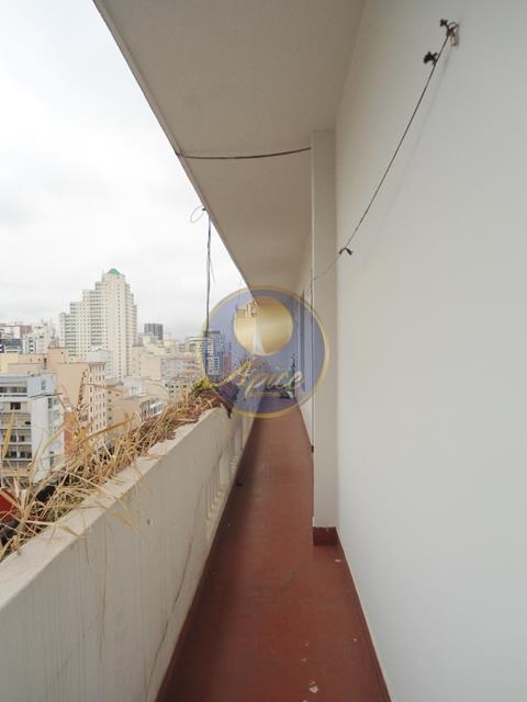 Apartamento de 2 dormitórios em Consolação, São Paulo - SP