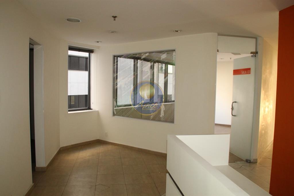 Conjunto comercial para locação, Brooklin Velho, São Paulo.