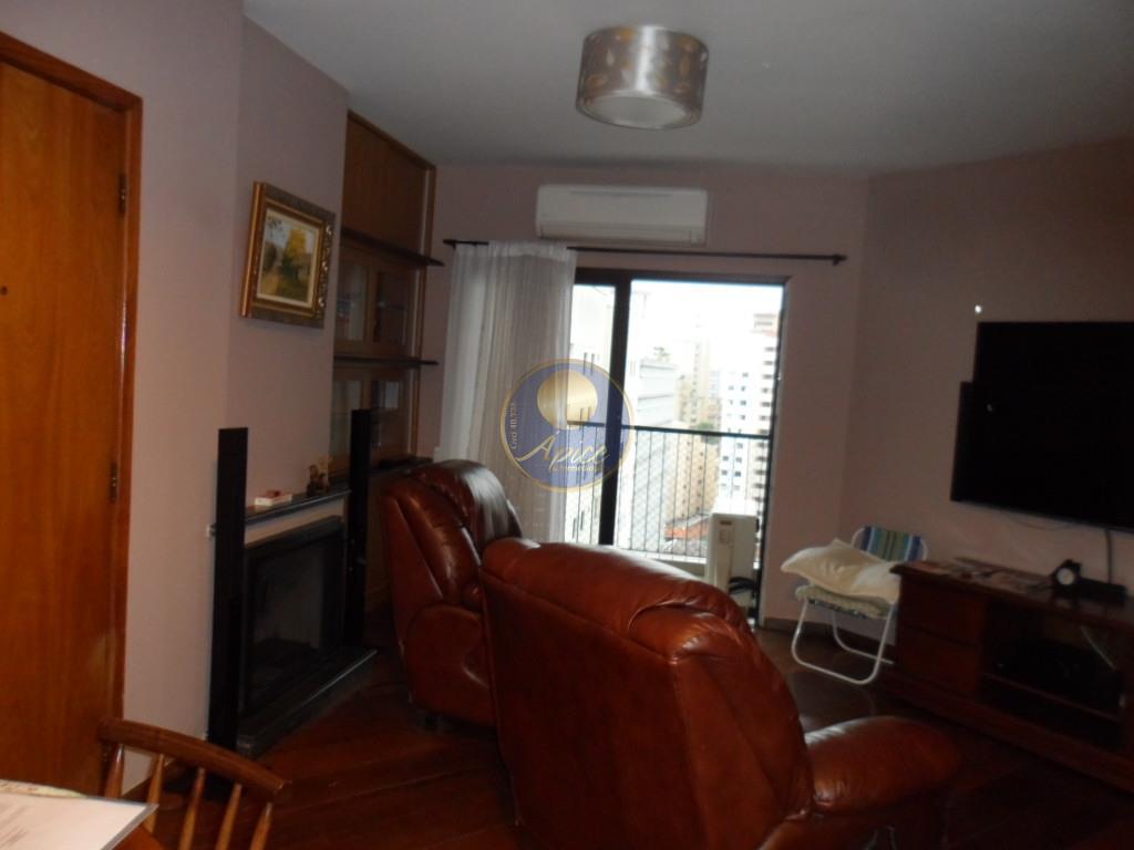 Apartamento de 3 dormitórios em Santa Cecília, São Paulo - SP