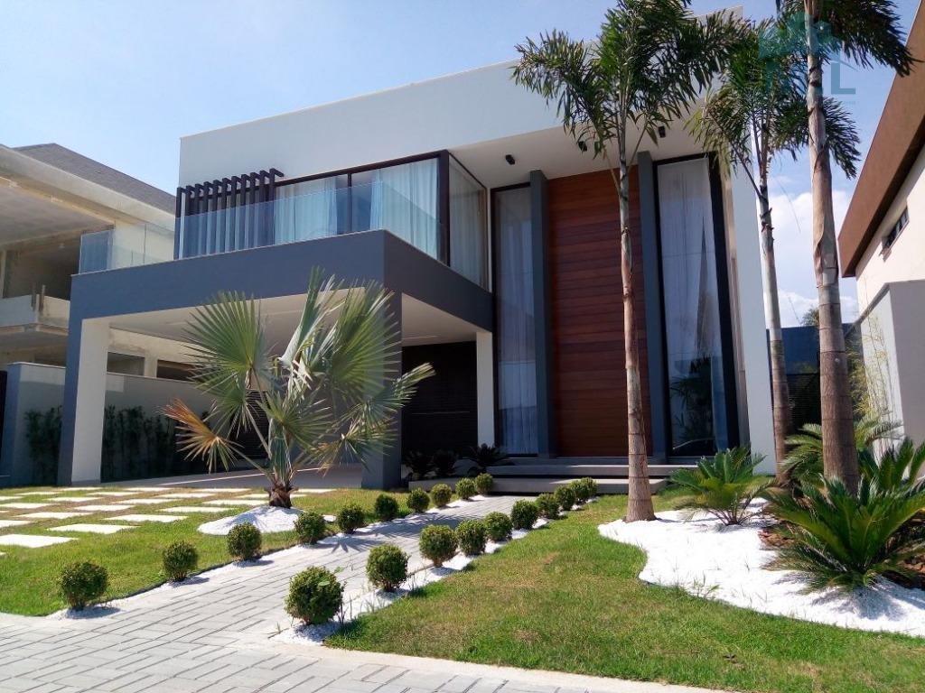Casa residencial à venda, Barra da Tijuca, Rio de Janeiro.