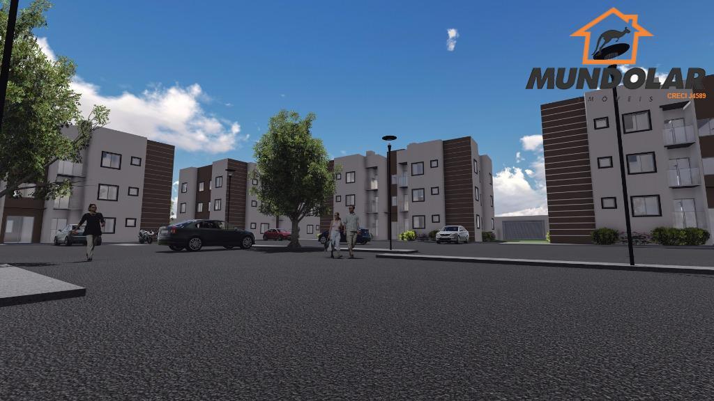 excelente imóvel no condomínio ilha da madeira.apartamento residencial com 47,145m² de área privativa e 1 vaga...