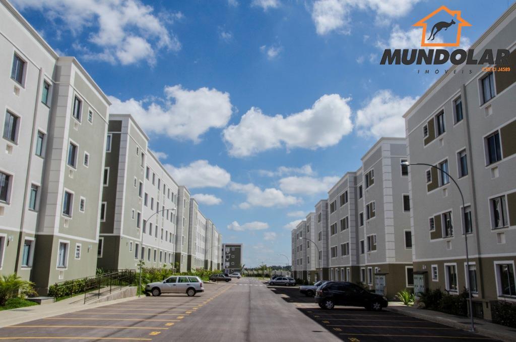 Apartamento residencial para locação, Costeira, Araucária.