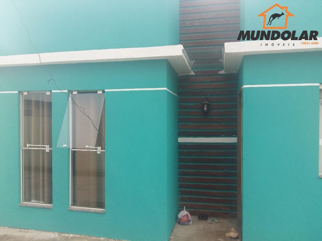 Casa residencial à venda, Cachoeira, Araucária - CA0998.
