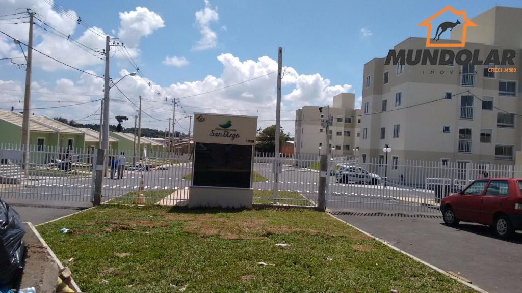 Apartamento residencial à venda, Capela Velha, Araucária - AP1143.