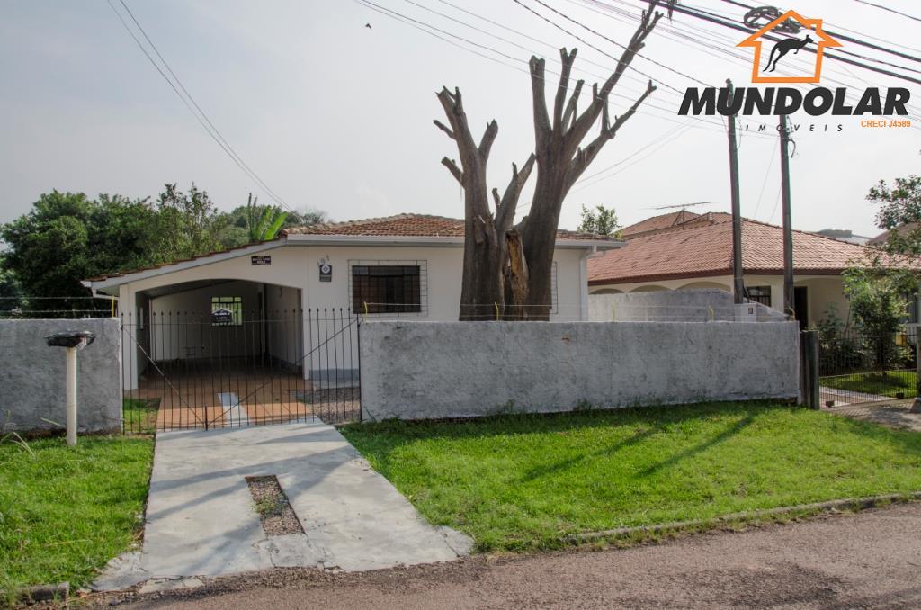 Casa residencial para locação, Fazenda Velha, Araucária.
