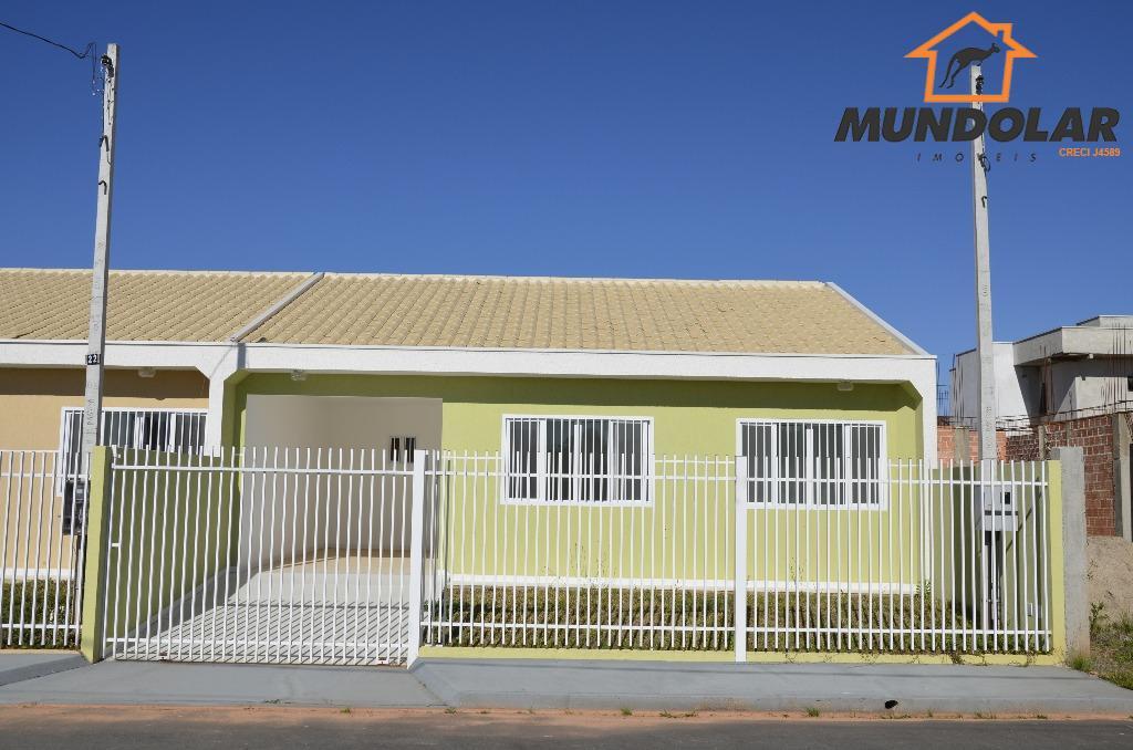 Casa residencial para locação, Capela Velha, Araucária.