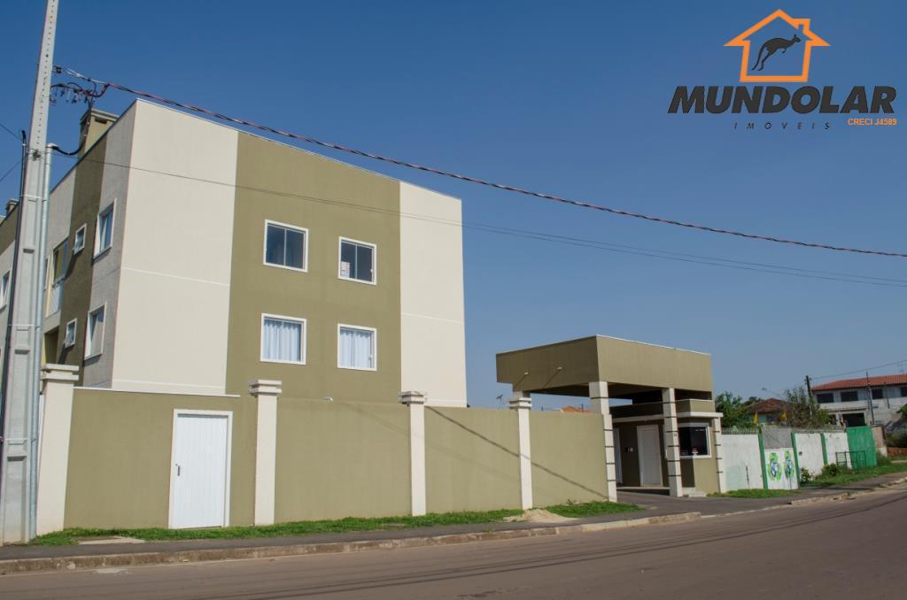 Apartamento residencial à venda, Boqueirão, Araucária - AP1400.