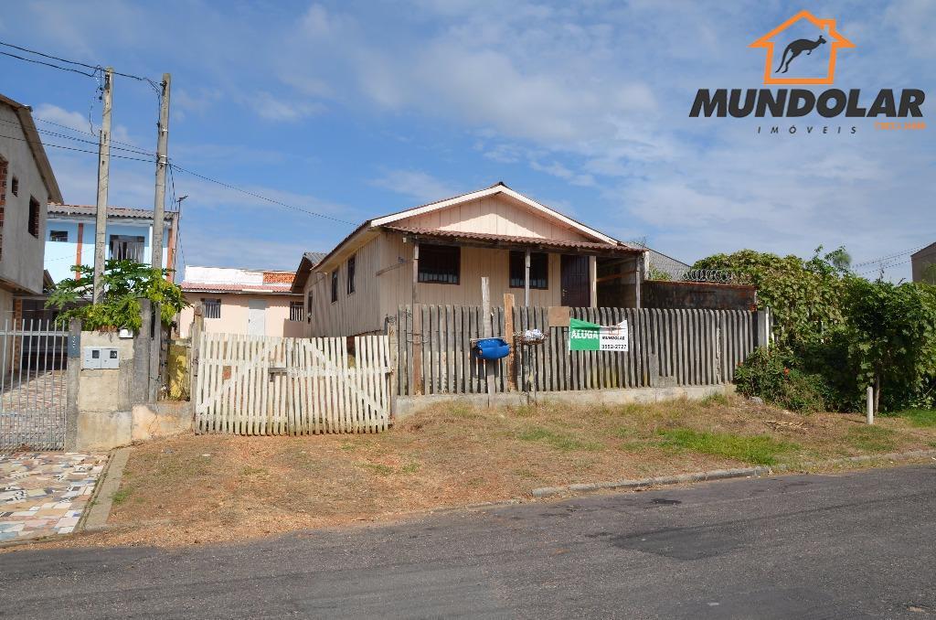 Casa residencial para locação, Cachoeira, Araucária.