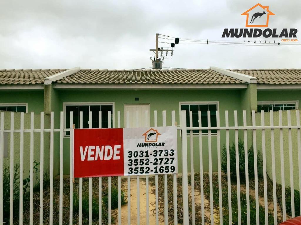 Casa residencial à venda, Capela Velha, Araucária - CA1209.