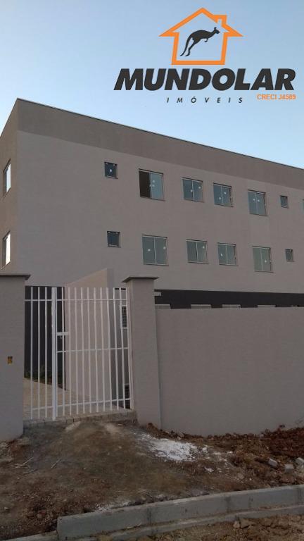 Apartamento residencial à venda, Thomaz Coelho, Araucária.