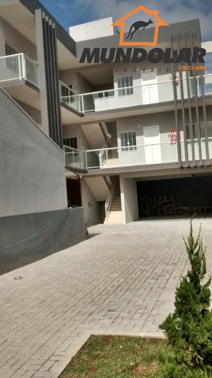 Apartamento residencial à venda, Capela Velha, Araucária - AP1524.