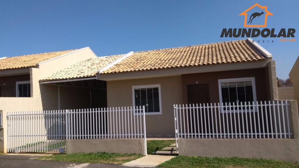 Casa residencial à venda, Planta São Tiago, Piraquara.