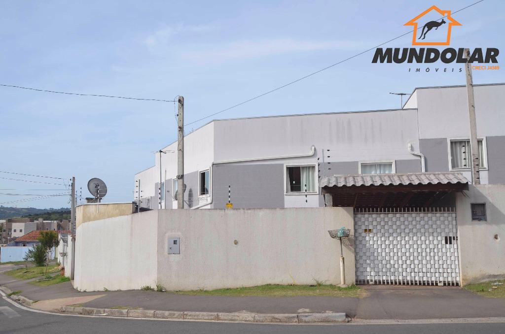 Apartamento térreo residencial à venda, Capela Velha, Araucária.