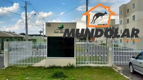 Apartamento residencial à venda, Capela Velha, Araucária - AP1557.
