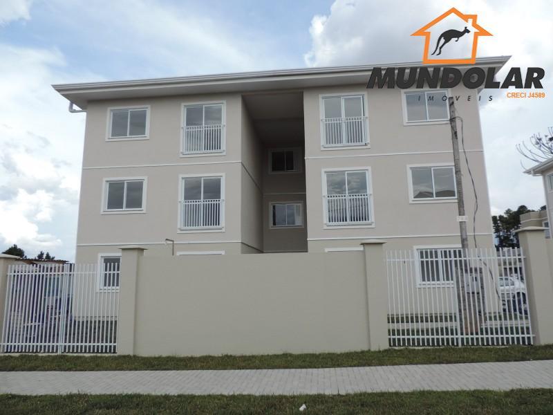 Apartamento residencial à venda, Thomaz Coelho, Araucária - AP1567.