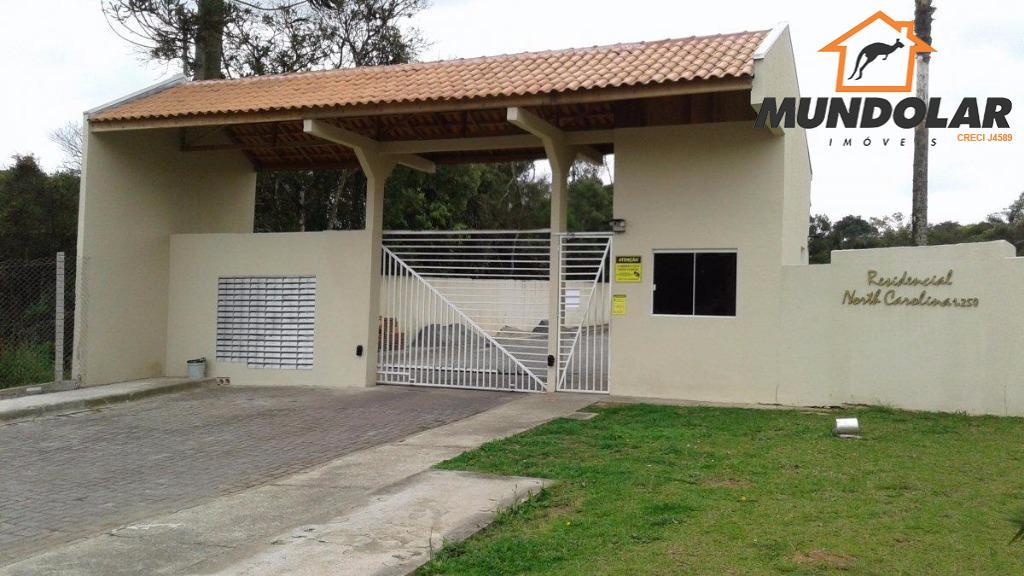 Casa residencial à venda, Campina da Barra, Araucária - CA1305.