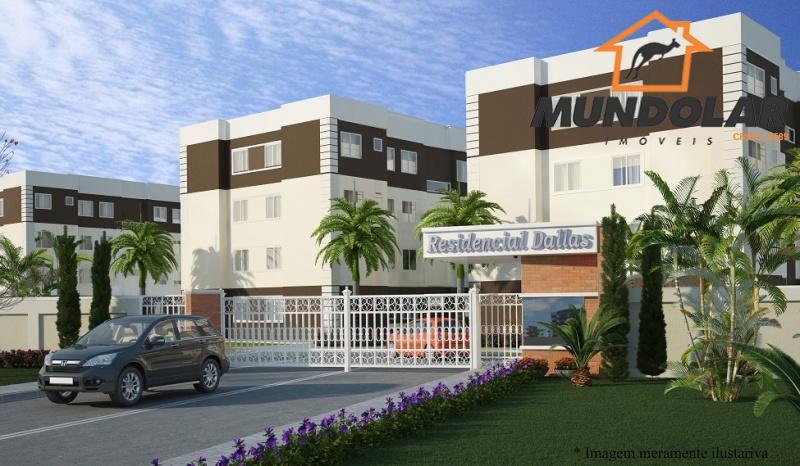 Apartamento residencial à venda, Jardim Iruama, Campo Largo - AP1607.