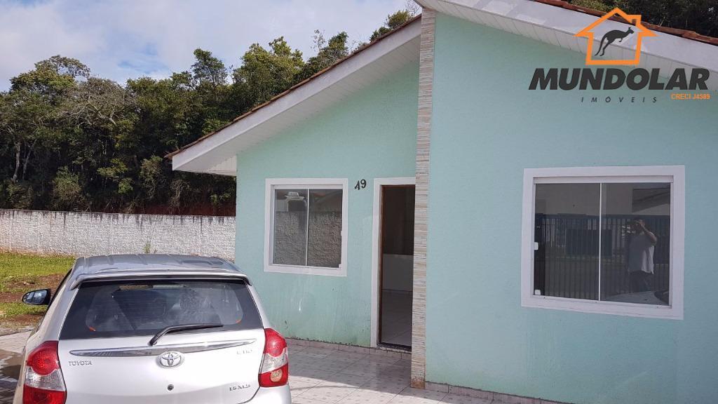 Casa residencial à venda, Costeira, Araucária - CA1317.