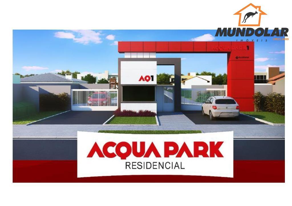 Terreno residencial à venda, Capela Velha, Araucária - TE0158.