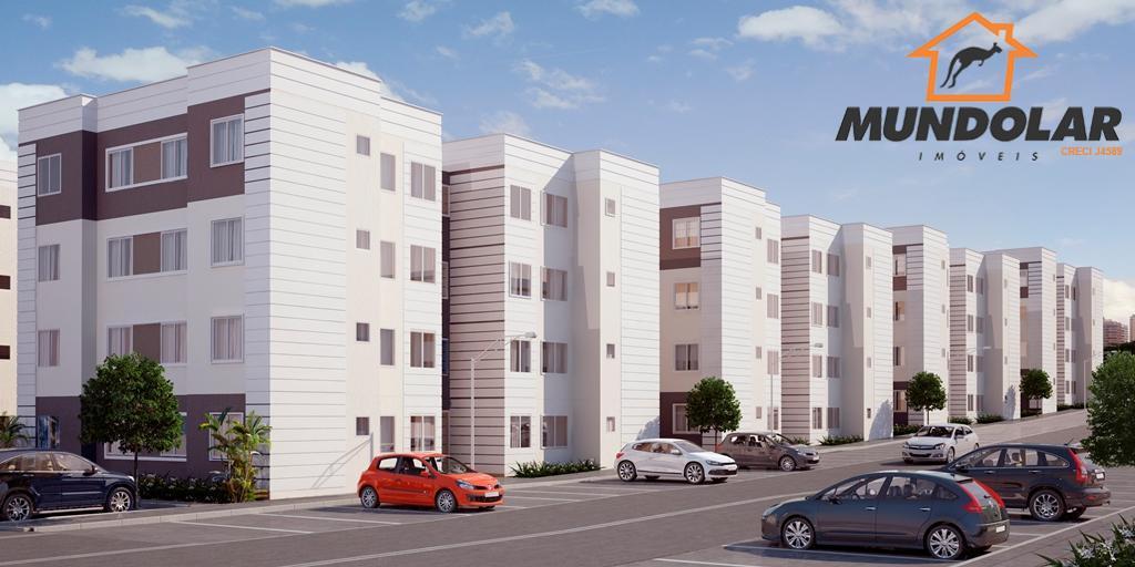 Apartamento residencial à venda, Jardim Iruama, Campo Largo - AP1642.