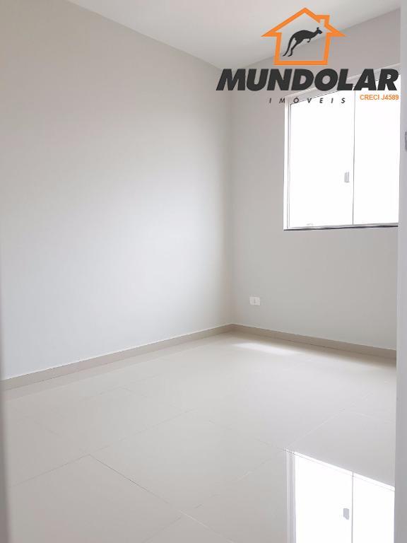 Apartamento residencial à venda, Fazenda Velha, Araucária - AP1632.