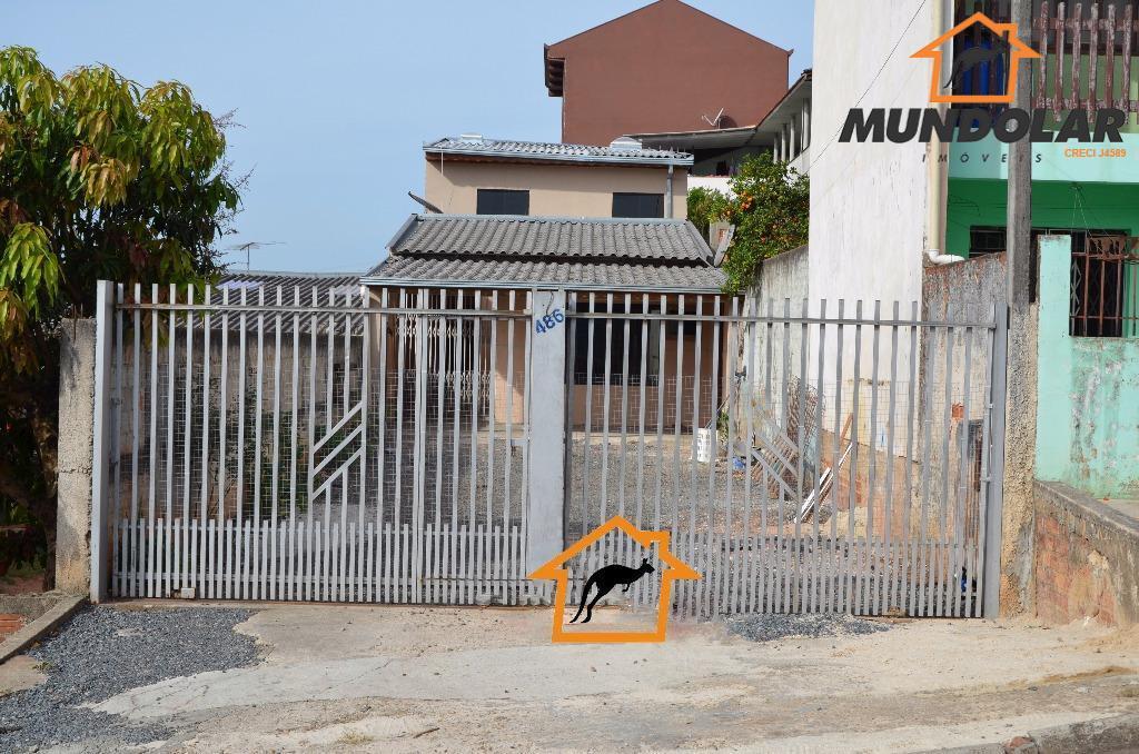 Casa residencial à venda, Capela Velha, Araucária - CA1325.