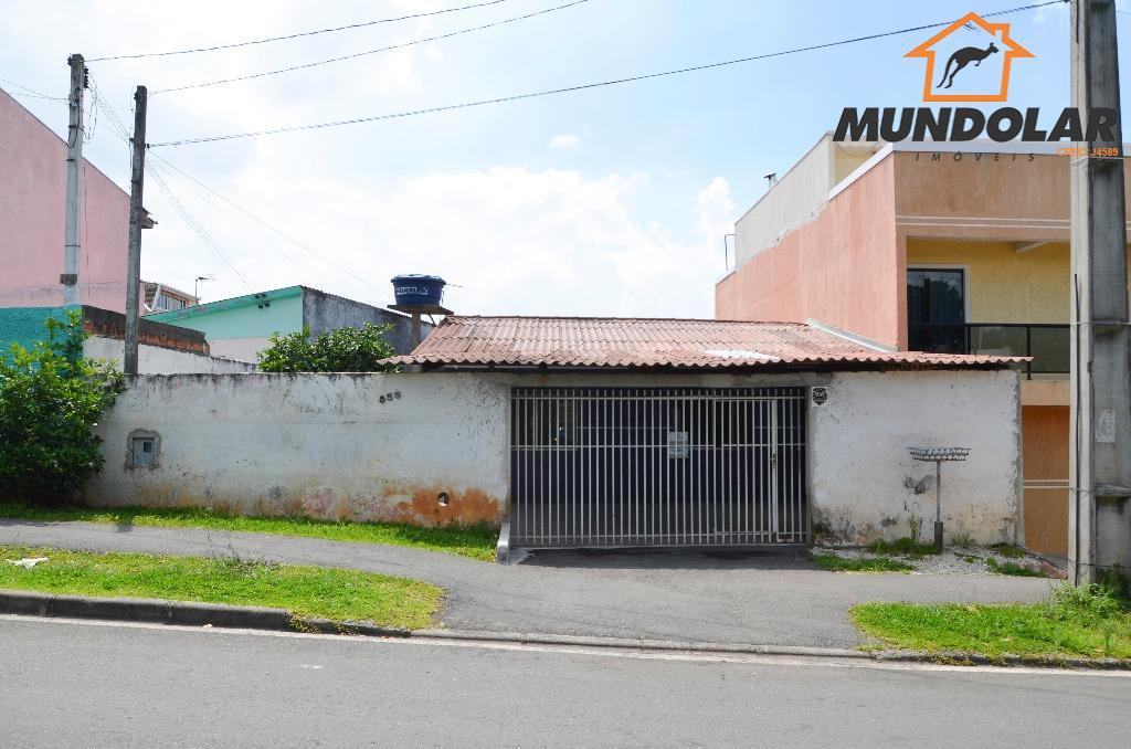 Casa residencial à venda, Capela Velha, Araucária - CA1329.