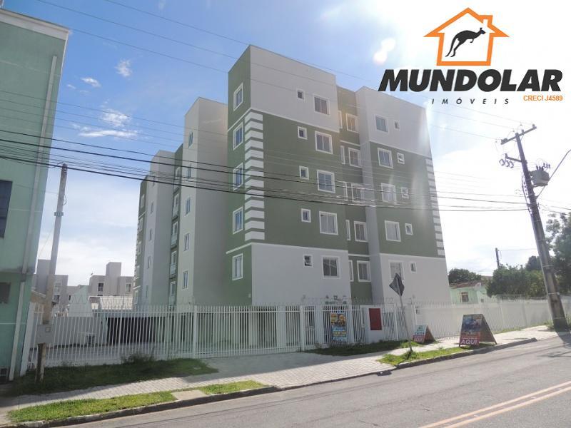 Apartamento residencial para locação, Cachoeira, Araucária - AP0274.
