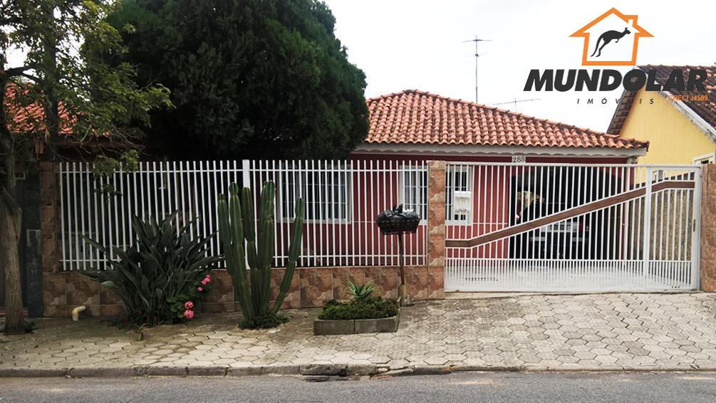 Casa residencial à venda, Cachoeira, Araucária - TE0166.