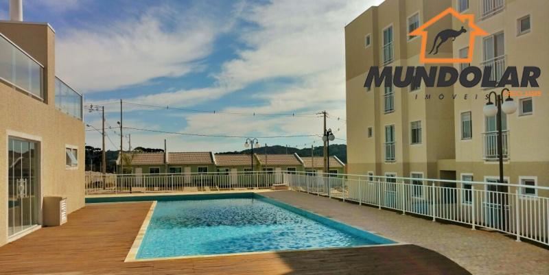 Apartamento residencial à venda, Capela Velha, Araucária - AP1726.