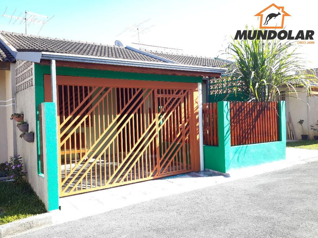 Casa residencial à venda, Tindiquera, Araucária.